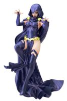 DC Comics: Raven - Bishoujo Statue - 2nd Edition - By Kotobukiya
